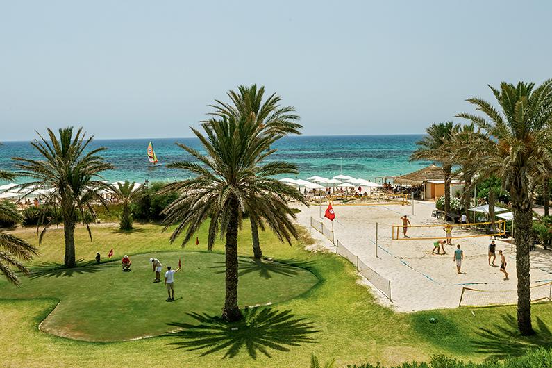 Delfino Beach Hammamet